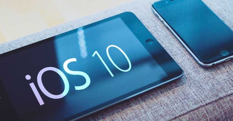 new features in ios 10